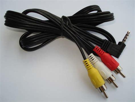 Camcorder AV Cable