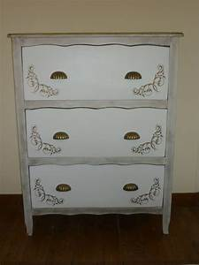 peindre au pochoir sur un meuble relooker un meuble With peinture au pochoir sur bois