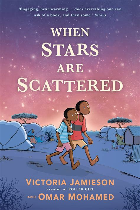 Kid's Review: When Stars Are Scattered   Books Up North