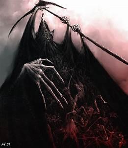 Grim Reaper by BaBoomArt on DeviantArt