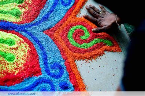 hindu rangoli patterns  patterns