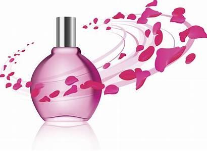 Perfume Rose Petals Clip Clipart Profumi Spray