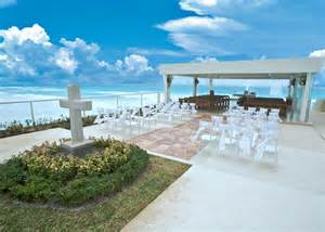 cancun wedding venues ceremony cancun mexico wedding mapper