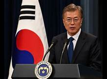 South Korea's President Moon Calls for 4th Summit with Kim Jong-un to Revive Nuclear Negotiations…