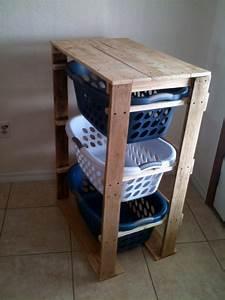 Ana White Pallirondack Laundry Basket Dresser - DIY Projects
