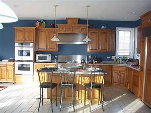 best 25 blue walls kitchen ideas on pinterest kitchen With tips for kitchen color ideas