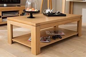 Table Basse Bois Moderne : table basse en bois moderne 10 id es de d coration int rieure french decor ~ Melissatoandfro.com Idées de Décoration