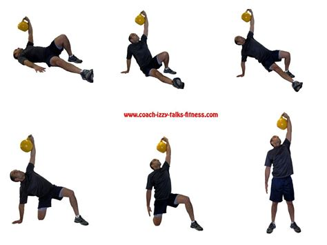 Exercise Of The Week The Turkish Get Up With Kettlebell Njcom