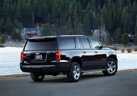 2016 Chevy Suburban Z71 Release Date  New Automotive Trends