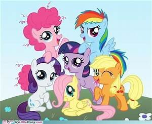 Filly Pinkie Filly Rainbow Dash Filly Applejack Filly ...