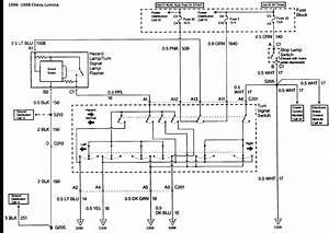 Chevy Lumina Brake Light Wiring Diagram