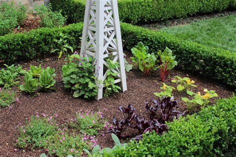 small vegetable garden plans with flowers hgtv