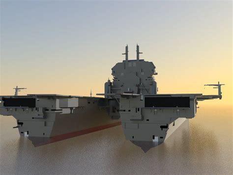 Catamaran Aircraft Carrier Russia by A Catamaran Aircraft Carrier Concepts And Ideas