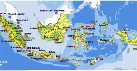 penjelasan peta dunia pengetahuan sosial
