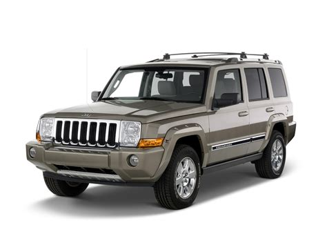2008 Jeep Commander Reviews And Rating