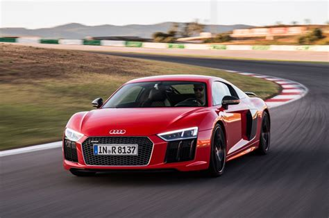 2017 Audi R8 Reviews And Rating