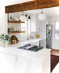 small beach cottage kitchen ideas beach kitchens colors With kitchen colors with white cabinets with waste management stickers