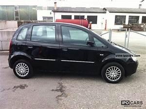 2006 Fiat Idea 1 4 16v Automatic Dynamic