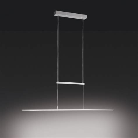 LED Pendelleuchte Inigo mit Fernbedienung   WOHNLICHT