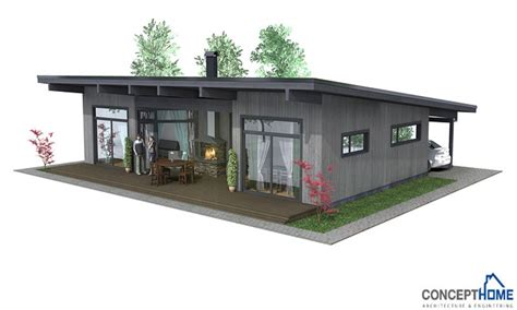 small modern house plans simple small house affordable small modern house plan