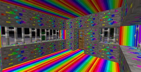 rainbow lollie diamonds minecraft texture pack