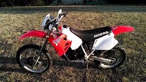Honda 125 Crm : honda crm 125 prepa 125 cr youtube ~ Melissatoandfro.com Idées de Décoration