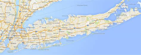 Printer For Island Manhattan Nassau Suffolk Island Beaches Map Map Of Island Beaches Ny