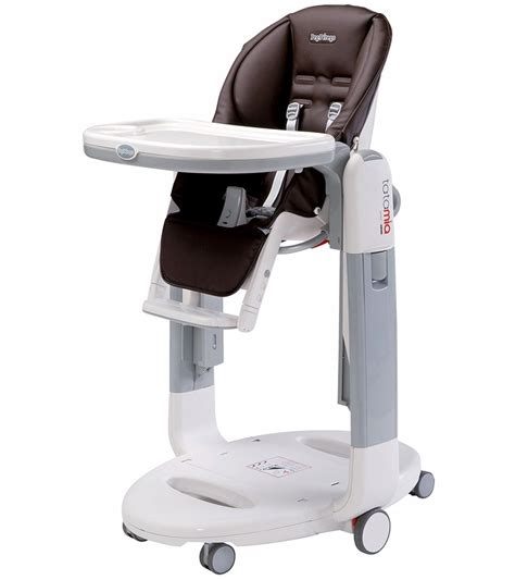Peg Perego Tatamia High Chair by Peg Perego Tatamia 3 In 1 Highchair In Cacao