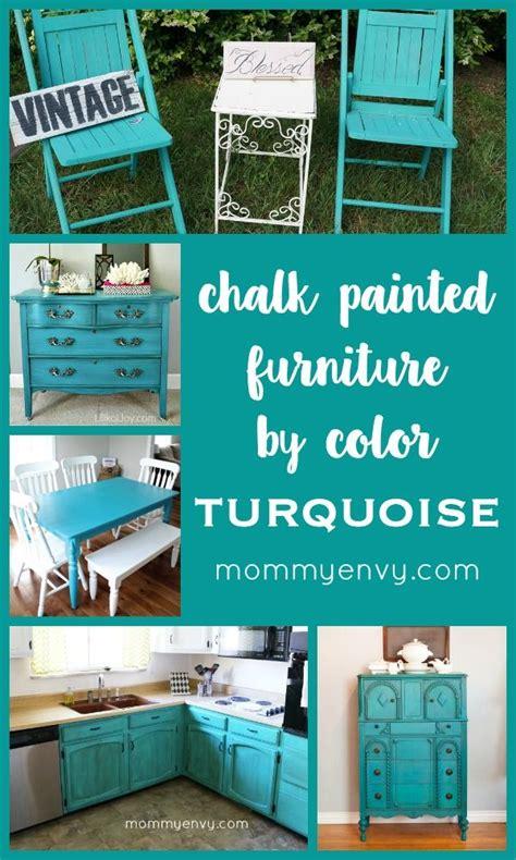 aqua color chalk paint turquoise chalk painted furniture colors chalk painted