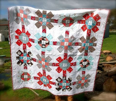 Labyrinth Quilt Pattern Sewing