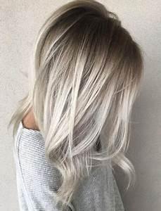 Ombre Hair Blond Polaire : d ugie fryzury blond galeria 2018 modne fryzury w 2018 dla ka dego ~ Nature-et-papiers.com Idées de Décoration