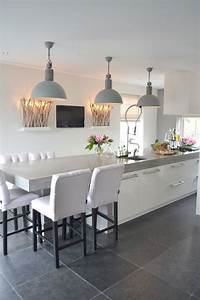 30, kitchen, islands, with, seating, and, dining, areas