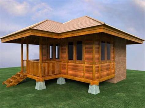 rumah idaman sederhana  desa keren kayu desain rumah