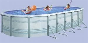 Piscine En Acier : piscine en kit tous les fournisseurs piscine hors sol ~ Melissatoandfro.com Idées de Décoration