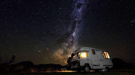Doran Hannes Photography  Camping Under The Stars  Lake Tekapo  New Zealand