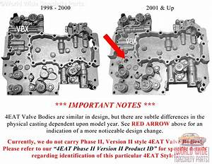 2002 - 2005 Wrx 4eat Jdm Upgrade