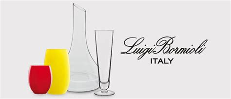 bormioli luigi bicchieri luigi bormioli calici bicchieri e decanter buy benefit