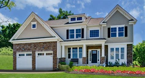 homes pa rosehaven new home plan in byers station sfd by lennar Lennar