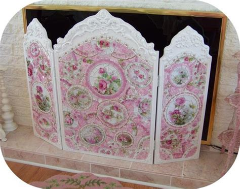 Romancing The Rose Studio, Shabby Chic, Mosaic Pink, , Rose