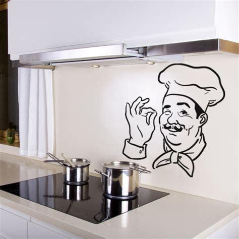 chef de cuisine description stickers chef cuisine pas cher