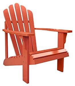 shine company westport adirondack chair rust