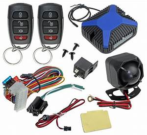 Best Car Alarm Systems With Remote Control 2018