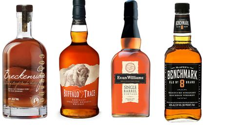 brands of whiskey bourbon whiskey brands reviewed and rated for your taste