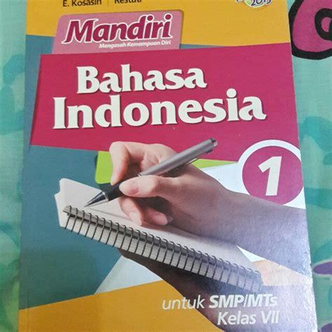 Contoh latihan soal pat sma kelas 11 (xi) kurikulum 2013. Buku Kelas 7 Bahasa Indonesia - IlmuSosial.id