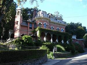 Harry Packer Mansion - Wikipedia