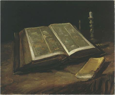 life  bible  vincent van gogh  painting