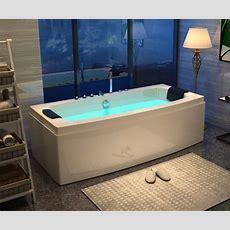 Luxus Whirlpool Badewanne Neapel 170 X 80 Cm Mit 12