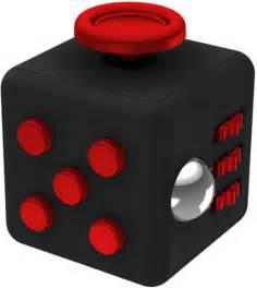 Red Cube Fidget