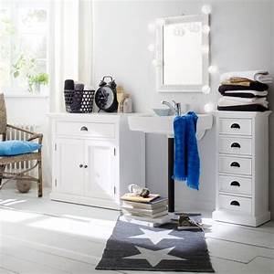 Kommode Massiv Weiß : nova solo sideboard kommode schrank anrichte landhausstil wei massiv mahagoni ebay ~ Orissabook.com Haus und Dekorationen
