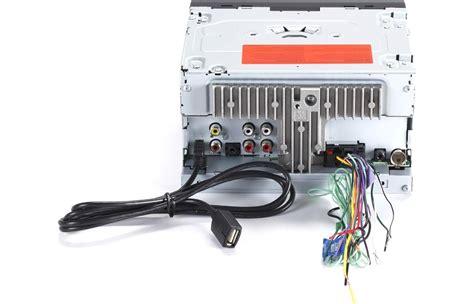 pioneer avh 270bt wiring harness diagram 40 wiring